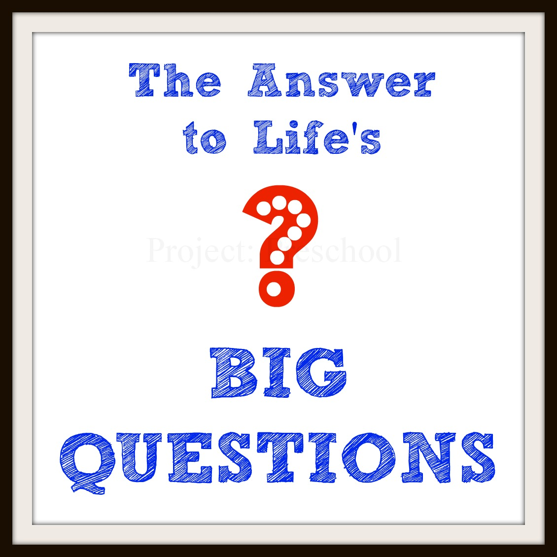 The Answers to Life's Big Questions | Uplifting Freedom
